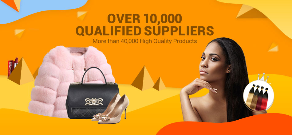 OVER 10,000 QUALIFIED SUPPLIERS More than 40,000 High Quality Products