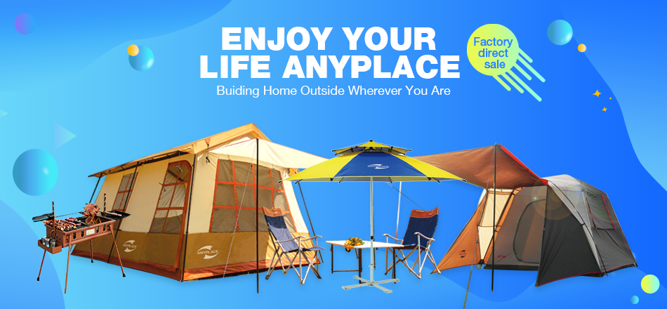 ENJOY YOUR LIFE ANY PLACE Building Home Outside Wherever You Are Factory direct sale